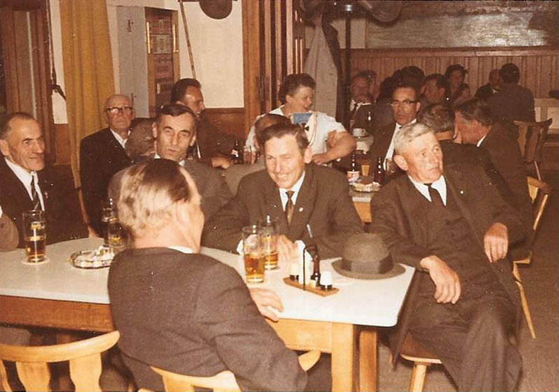 Versammlung des Kriegerverein Barbing